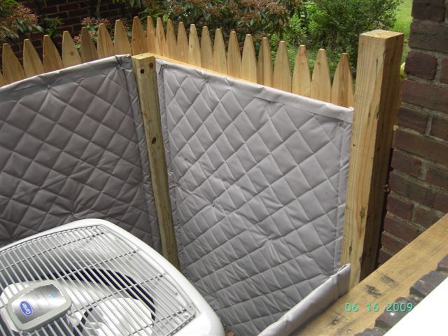 Block Your Backyard Noise With A Noise Reduction Fence