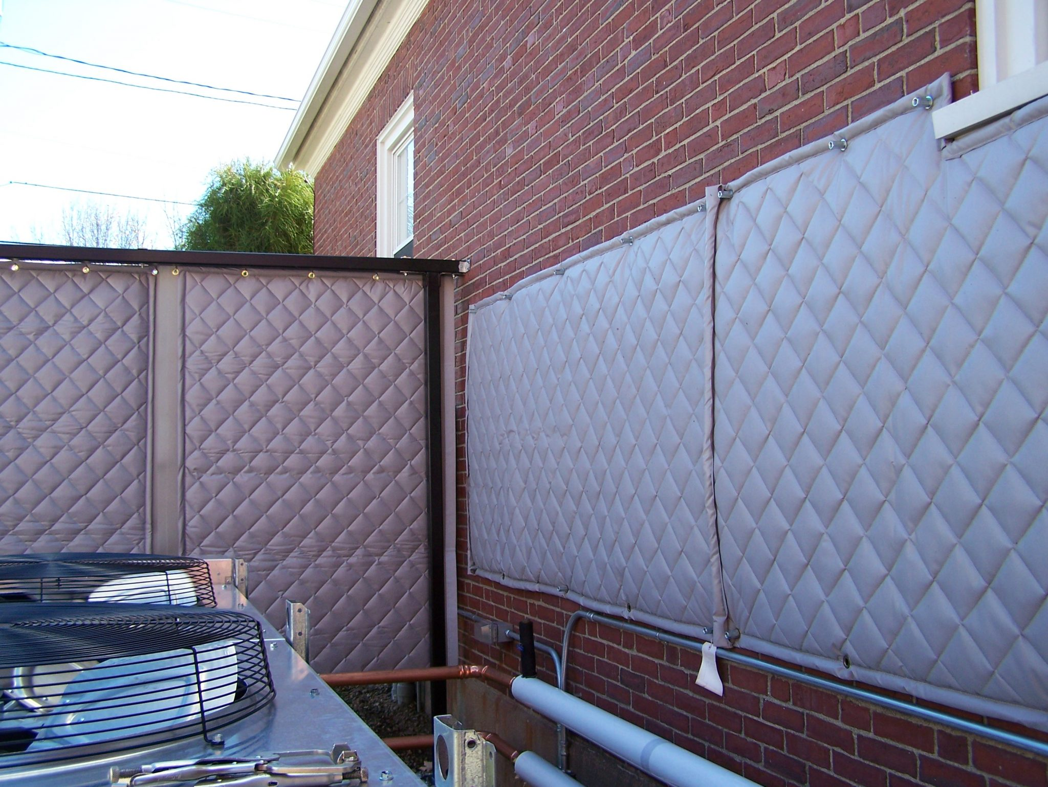 Diy Exterior Sound Absorbing Panels Diy Do It Your Self