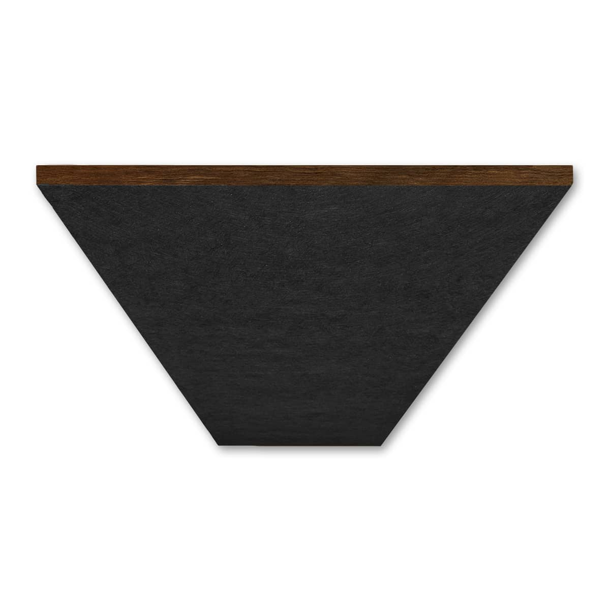 Alphamidnight black acoustic ceiling tile acoustical solutions alphamidnight black acoustic ceiling tile 2 dailygadgetfo Image collections