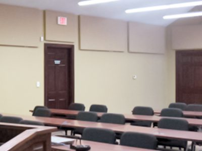 Banking Company Training Room