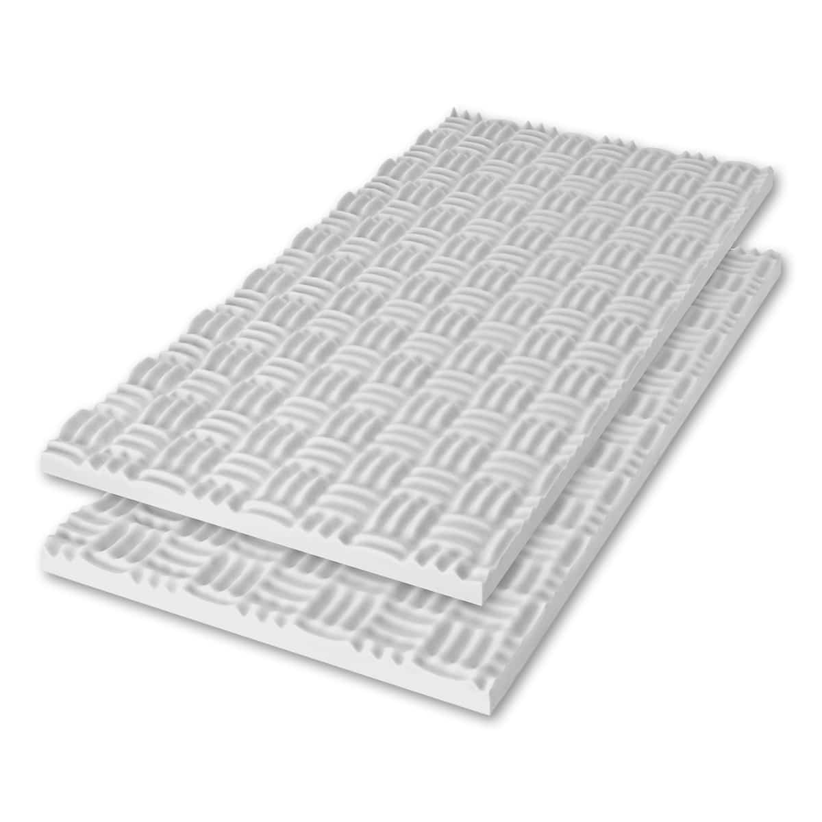 Sonex® Classic Acoustic Foam   Natural Grey (Non Coated)