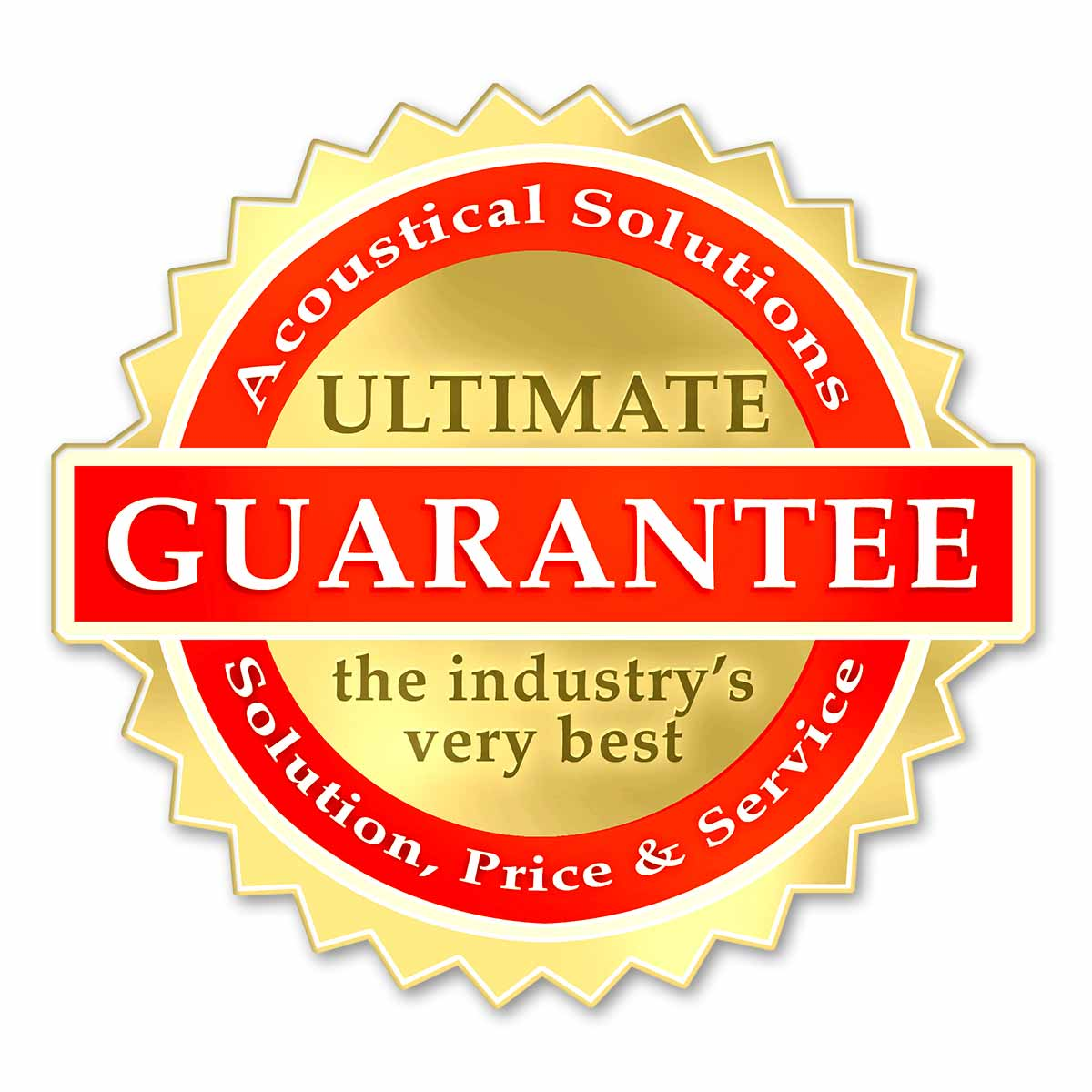 The Ultimate Guarantee