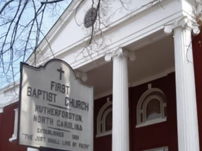 First Baptist Church of Rutherfordton