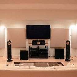High End Listening Room