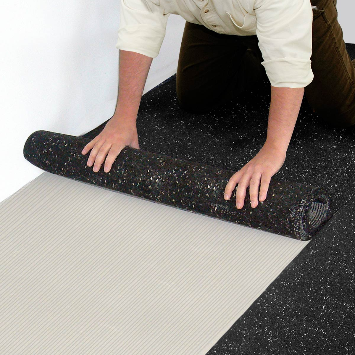 Iso Step 174 Floor Underlayment Acoustical Solutions