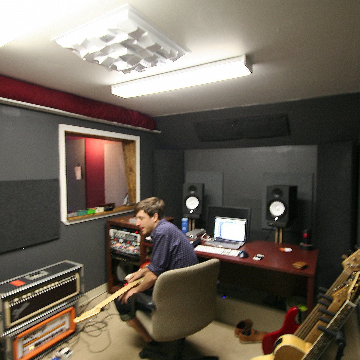 recording studio acoustic foam