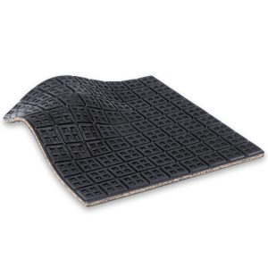 "Vibration Isolation Pad 18"" x 18"" x 3/4"" (Cork & Rubber Combo)"