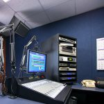 WCVE Public Radio treated their production studios with a combination of absorption and sound blocking for a complete solution.
