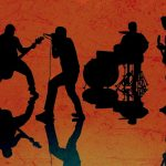 four-piece-band-silhouette-rocking-out2