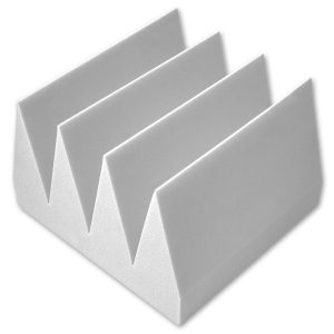 "AlphaMax™ Anechoic Wedge Foam 8"" Grey"