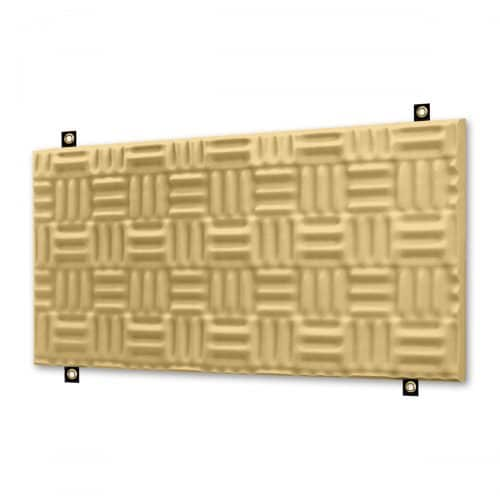 Sonex® One Hanging Baffle - Beige (HPC Coated)
