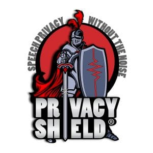 PrivacyShield® Speech Privacy Without the Noise!