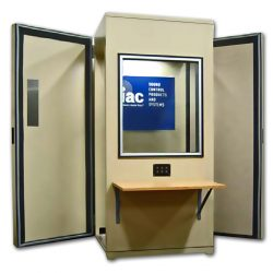 IAC Audiometric Sound Booth