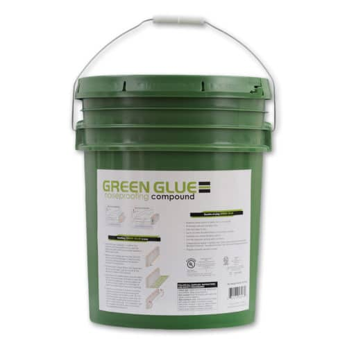 Green Glue Noiseproofing Compound – 5 Gallon Bucket