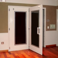 IAC Acoustics Noise-Lock® Door & Door \u0026 Window Solutions | Acoustical Solutions