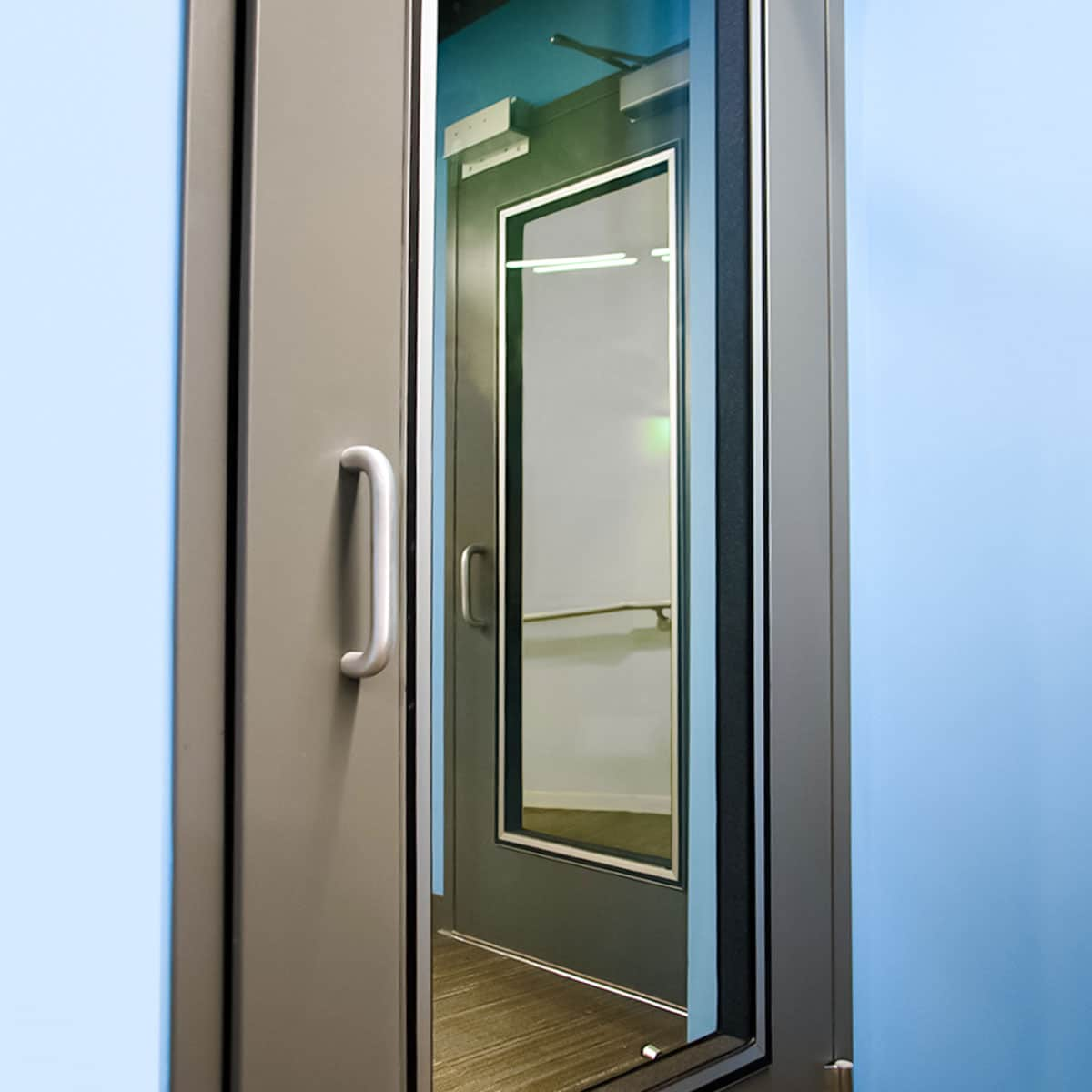 IAC Acoustics Noise-Lock® Door & IAC Acoustics Noise-Lock® Door | Acoustical Solutions