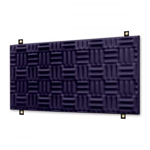 Sonex® One Hanging Baffle - Blue Violet (Premium HPC Coated)