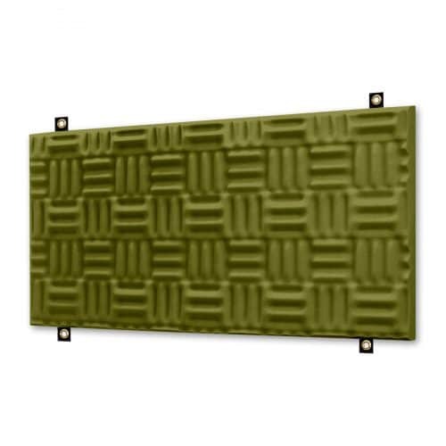 Sonex® One Hanging Baffle - Olive Green (Premium HPC Coated)