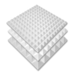 AlphaSorb® Pyramid Foam