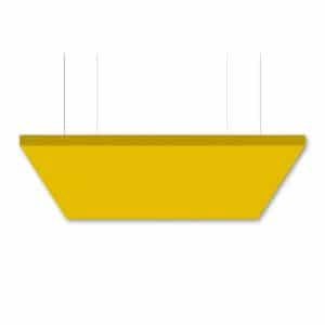 "AlphaSorb® Whisper Ceiling Cloud 4'x4'x2"" in Peep"