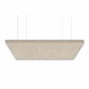 "AlphaSorb® FR701 Ceiling Cloud 2'x2'x1"" in Eggshell"